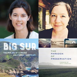 Authors in Conversation: Big Sur and Point Reyes National Seashore