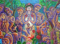 Murales en la Comunidad: Free Family Day Celebration