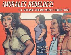 Gustavo Arrellano leads a panel discussion for ¡Murales Rebeldes!: L.A. Chicana/Chicano Murals Under Siege