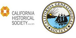 California Genealogical Society, CHS, and Author Bill Cole - A Special Event