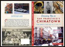 CHS Noon Bookstore Talk: <em>Growing Up in San Francisco's Chinatown </em>
