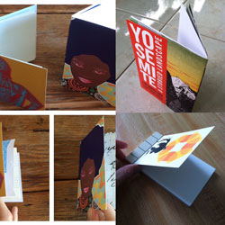 Holiday Bookstore Event: Make Your Own Notebook with LisaRuth