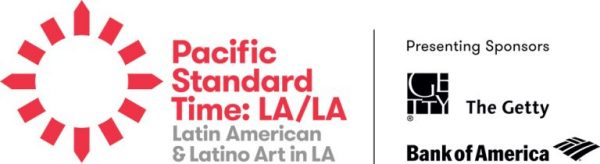 Pacific Standard Time: LA/LA Logo Block