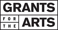Grant for the Arts logo