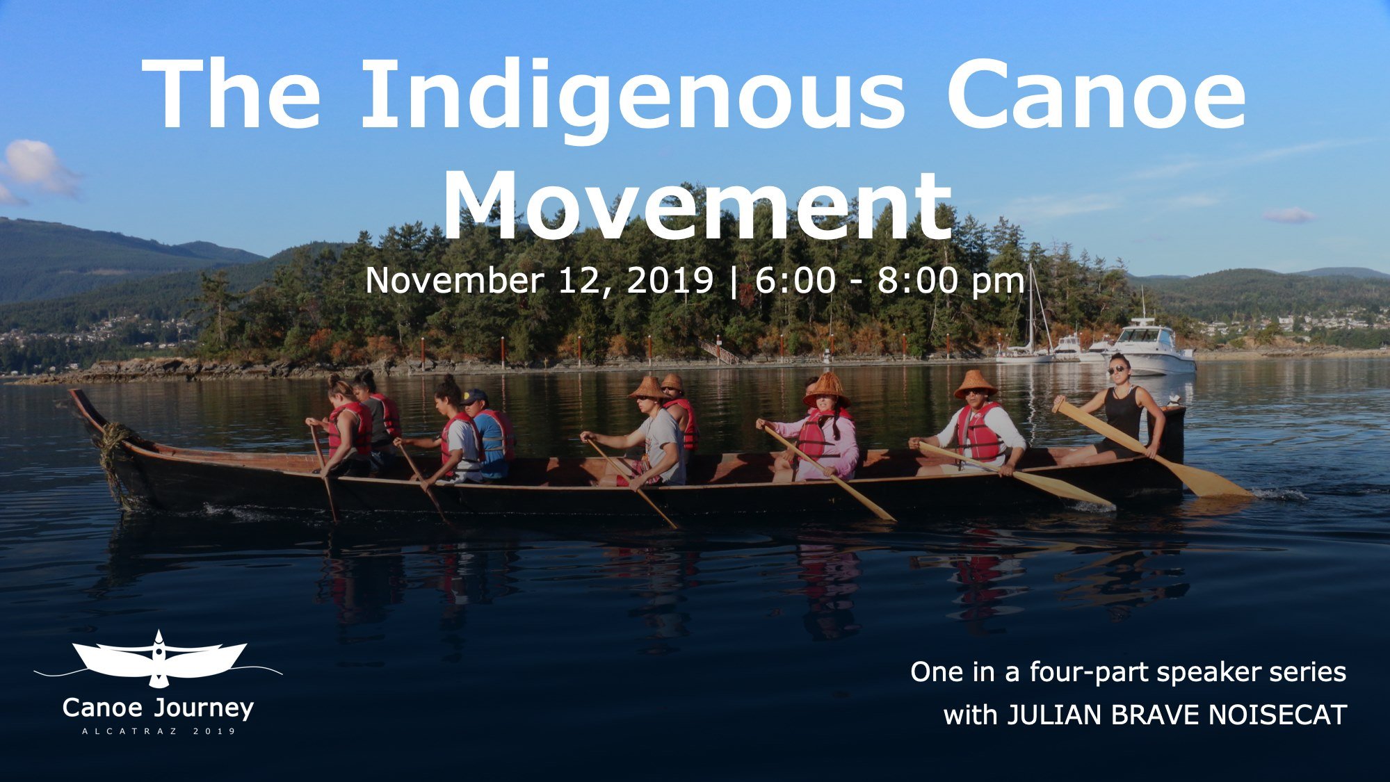 <p>The Indigenous Canoe Movement</p>