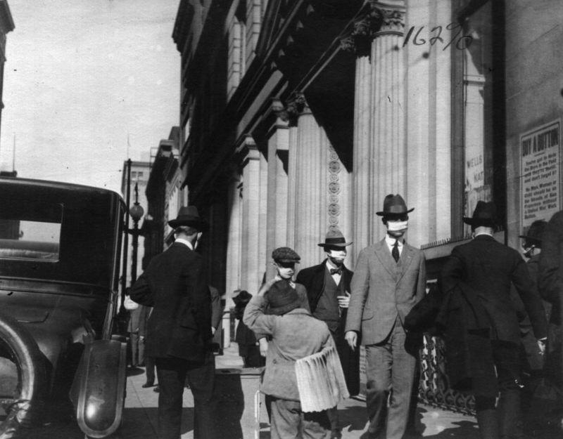 Influenza Epidemic September 1918